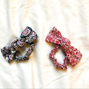 BUNDLE Liberty of London for J. Crew Scrunchies